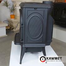 Печь камин чугунная KAWMET Premium S5 (11,3 kW). Фото 5