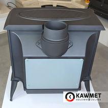 Печь камин чугунная KAWMET Premium S5 (11,3 kW). Фото 8