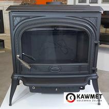 Печь камин чугунная KAWMET Premium S5 (11,3 kW). Фото 2