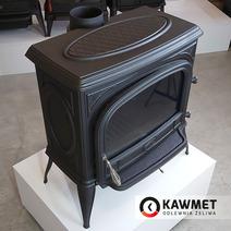 Печь камин чугунная KAWMET Premium S5 (11,3 kW). Фото 4