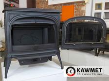 Печь камин чугунная KAWMET Premium S6 (13,9 kW). Фото 9