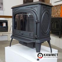 Печь камин чугунная KAWMET Premium S6 (13,9 kW). Фото 12