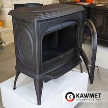 Печь камин чугунная KAWMET Premium S6 (13,9 kW). Фото 4