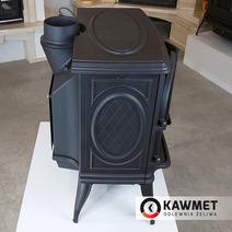 Печь камин чугунная KAWMET Premium S7 (11,3 kW). Фото 17