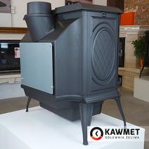 Печь камин чугунная KAWMET Premium S7 (11,3 kW). Фото 18