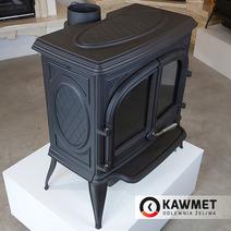 Печь камин чугунная KAWMET Premium S7 (11,3 kW). Фото 13