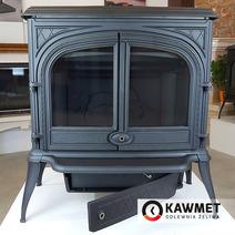 Печь камин чугунная KAWMET Premium S7 (11,3 kW). Фото 14