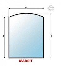 Стеклянная основа Madrit. Фото 2