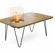 Биокамин столик Planika Fire Table Mini OSB