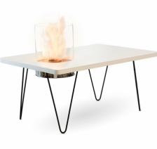 Биокамин столик Planika Fire Table Mini MDF