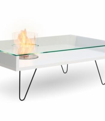 Биокамин столик Planika Fire Coffee Table MDF