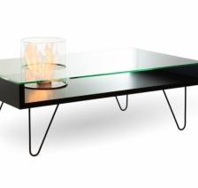 Биокамин столик Planika Fire Coffee Table MDF. Фото 2