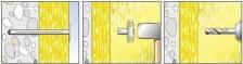 Дюбель для изоляционных плит. Фото 6