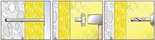 Дюбель для изоляционных плит. Фото 4