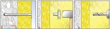 Дюбель для изоляционных плит. Фото 2