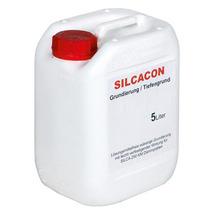 Грунтовка для плит термоизоляционных Silcacon 5л. Фото 2