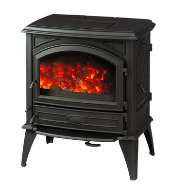 Чугунная печь на угля Dovre 640 GK