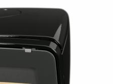 Печь камин чугунная DOVRE Vintage 50 WB глянцевая черная. Фото 7