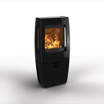 Печь камин чугунная DOVRE Sense 203 глянцевая черная. Фото 2