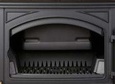 Печь камин чугунная (мультипечь) DOVRE 760 GM коричневая майолика. Фото 15
