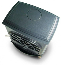 Чугунная печь Dovre 550 CB/E10 глянцивый черный. Фото 2