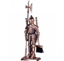Набор для камина Рыцарь. Фото 3