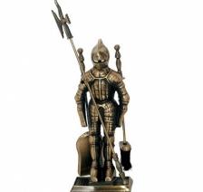 Набор для камина Рыцарь