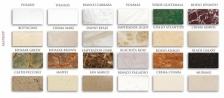Портал для камина (облицовка) Фантазия из натурального мрамора Crema Marfil. Фото 5