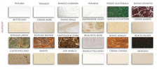 Портал для камина (облицовка) Флоренсия из натурального мрамора Verde Guatemala, Daino Reale. Фото 6