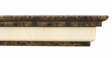 Мраморная балка двухцветная. Фото 4