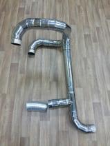Система подвода воздуха для топки KAWMET W17 16кВт. Фото 3