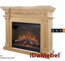 Камин портал для электрокамина DIMPLEX IDaMebel Amalfi (портал без очага под Cassette 400). Фото 2