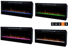 Электрокамин (очаг) DIMPLEX Prism 50 LED Optiflame. Фото 3