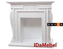 Камин портал для электрокамина DIMPLEX IDaMebel Modena (портал без очага под Multifire 32). Фото 3