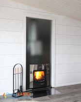 Дровяная печь для сауны (каменка) Harvia Classic 400 TOP DUO. Фото 3
