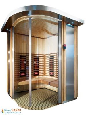 Инфракрасная кабина HARVIA RONDIUM SG2015KL 7 ИК-излучателей