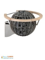 Электрическая каменка Harvia Globe GL70E для сауны и бани. Фото 3