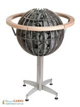Электрическая каменка Harvia Globe GL110E для сауны и бани. Фото 2