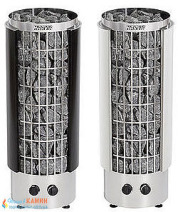 Электрическая каменка Harvia Cilindro PC 70H black для сауны и бани