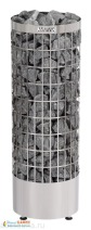 Электрическая каменка Harvia Cilindro PC 110E steel  для сауны и бани
