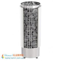 Электрическая каменка Harvia Cilindro PC 110VHE белый  для сауны и бани