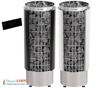 Электрическая каменка Harvia Cilindro PC 90 HEE черная для сауны и бани