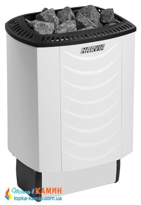 Электрическая каменка Harvia Sound M60E white для сауны и бани