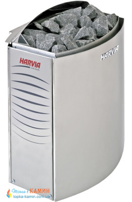 Электрическая каменка Harvia Vega BC80E для сауны и бани