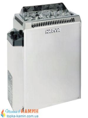 Электрическая каменка Harvia Topclass KV-80 E для сауны и бани