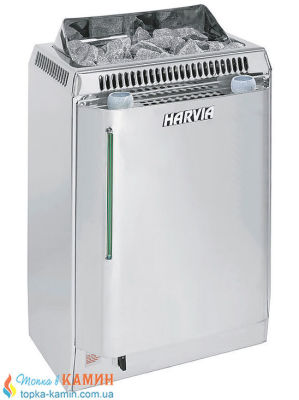Электрическая каменка Harvia Topclass Combi KV-50 SE для сауны и бани