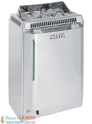Электрическая каменка Harvia Topclass Combi KV-80 SE для сауны и бани