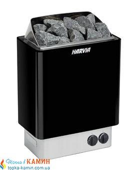 Электрическая каменка Harvia Trendi KIP80 черная для сауны и бани