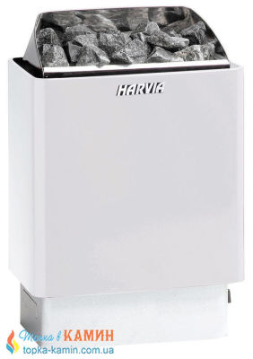 Электрическая каменка Harvia Trendi KIP90E white для сауны и бани