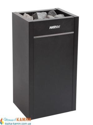 Электрическая каменка Harvia Virta HL110 черная для сауны и бани